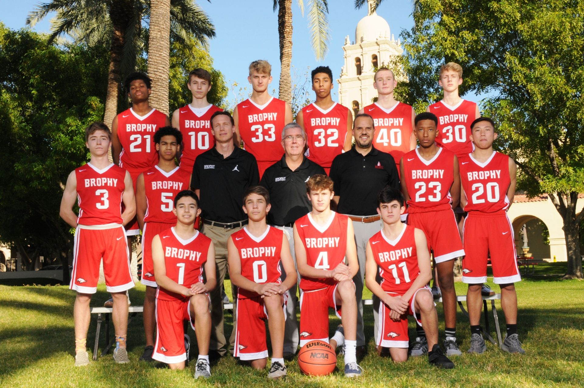 Freshman Basketball 2018-19