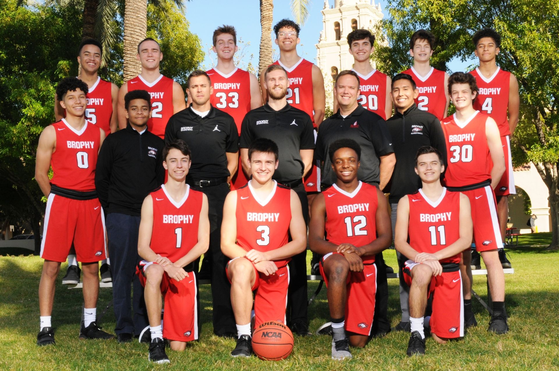 Junior Varsity Basketball 2018-19