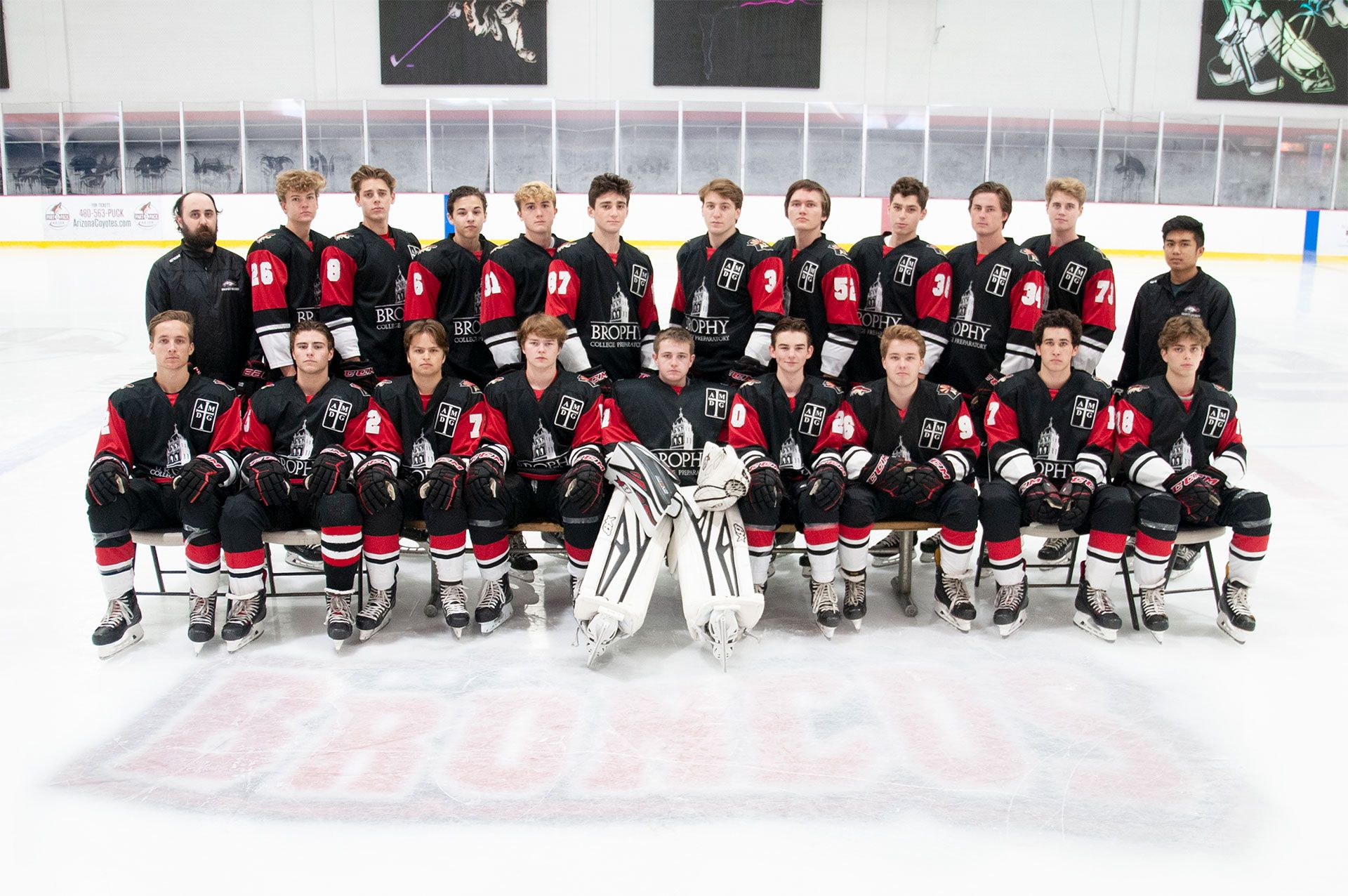 Junior Varsity Hockey 2018-19