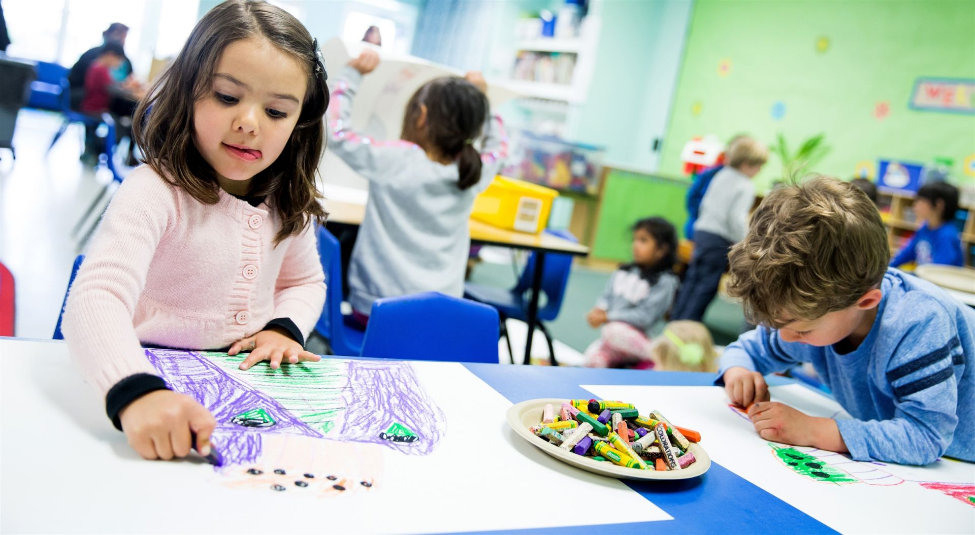 Grow, learn and play at the Bryn Mawr Little School