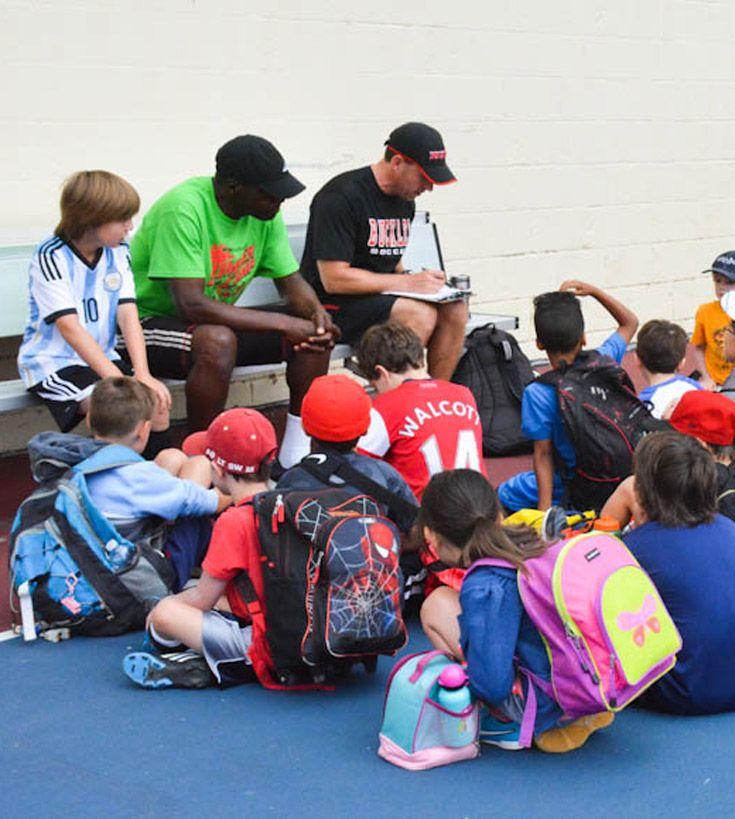 Shoe Trainer Dance Bag Kids Children Union Jack Swim Bag Gym PE School