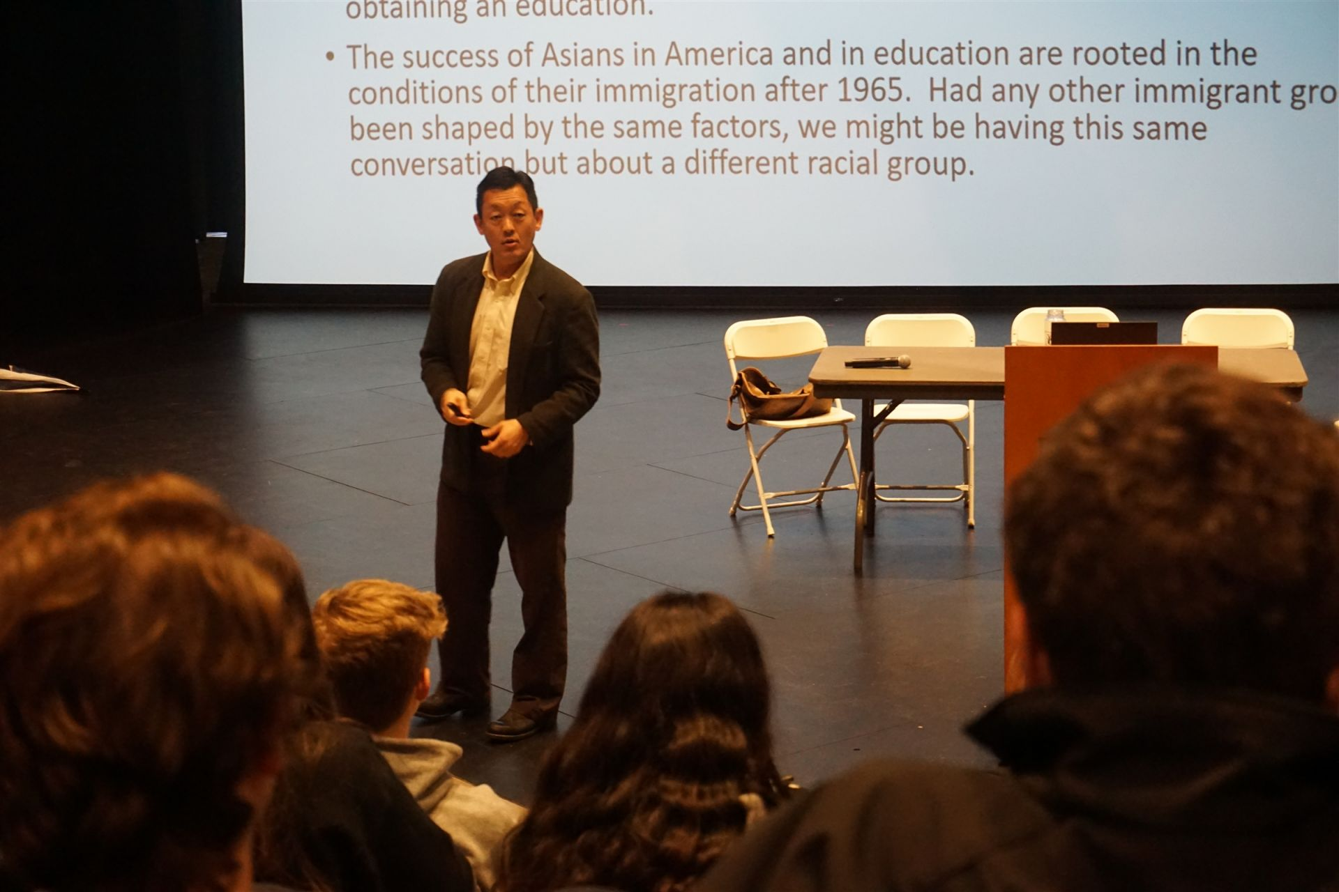 The Asian Experience in American Education