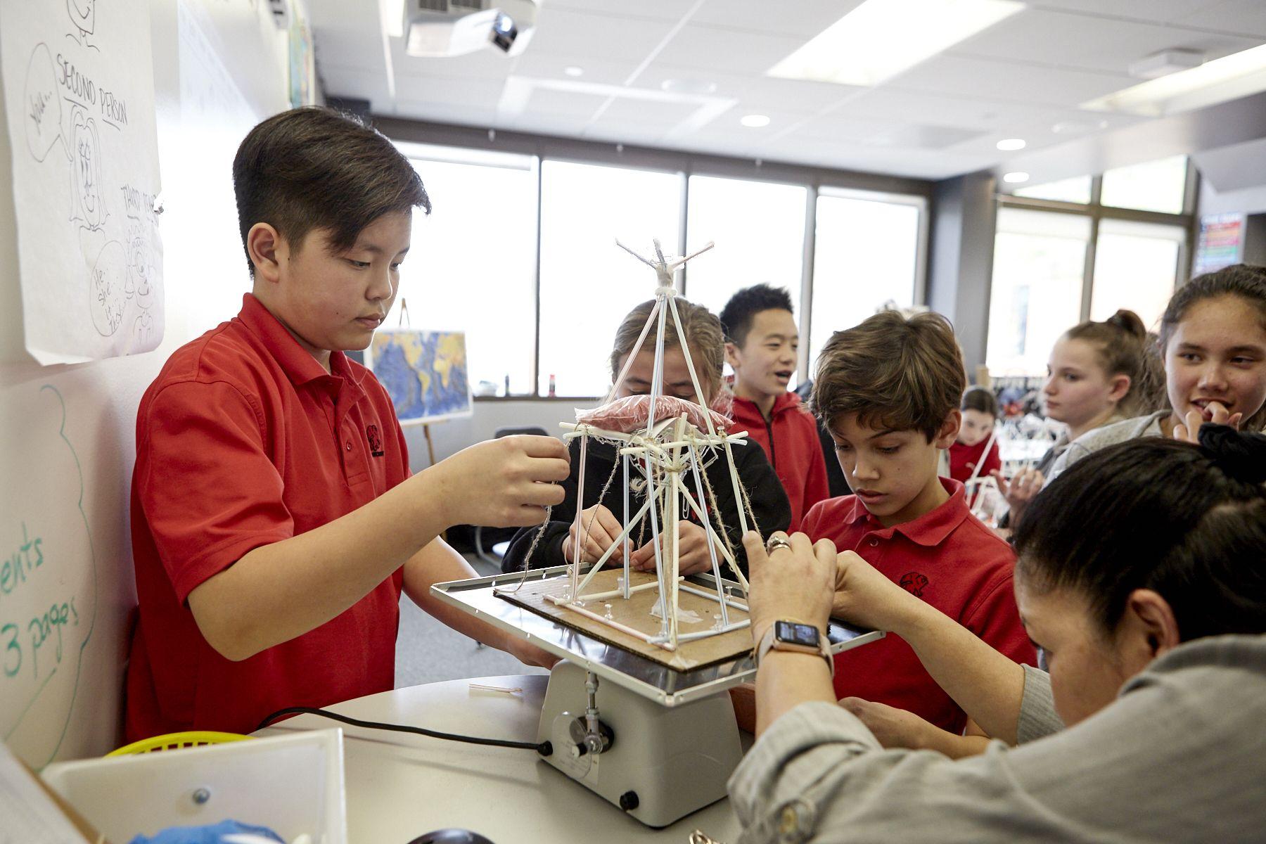 Middle School Curriculum | The Buckley School