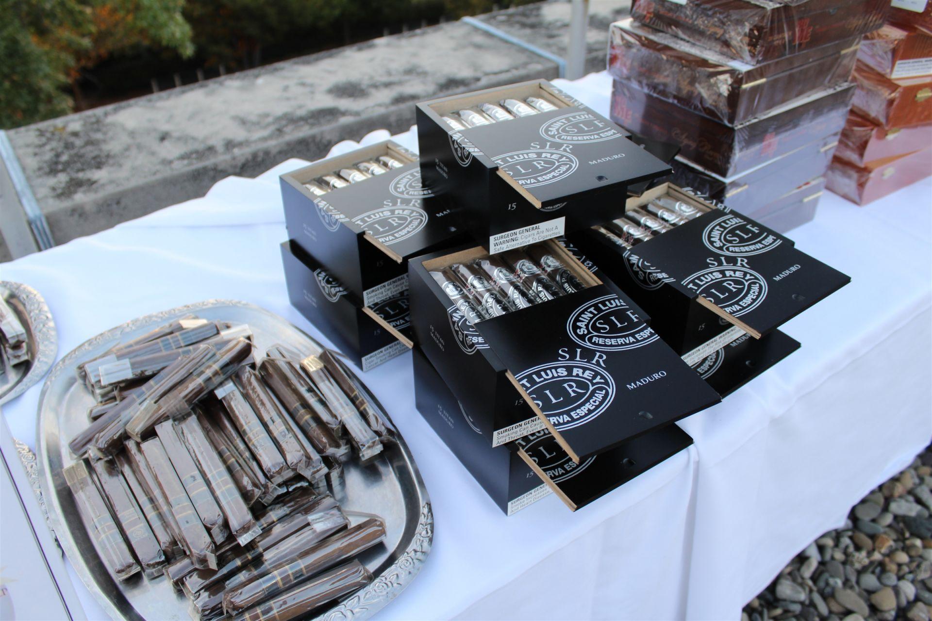 Xaverian High School | Cigar Night
