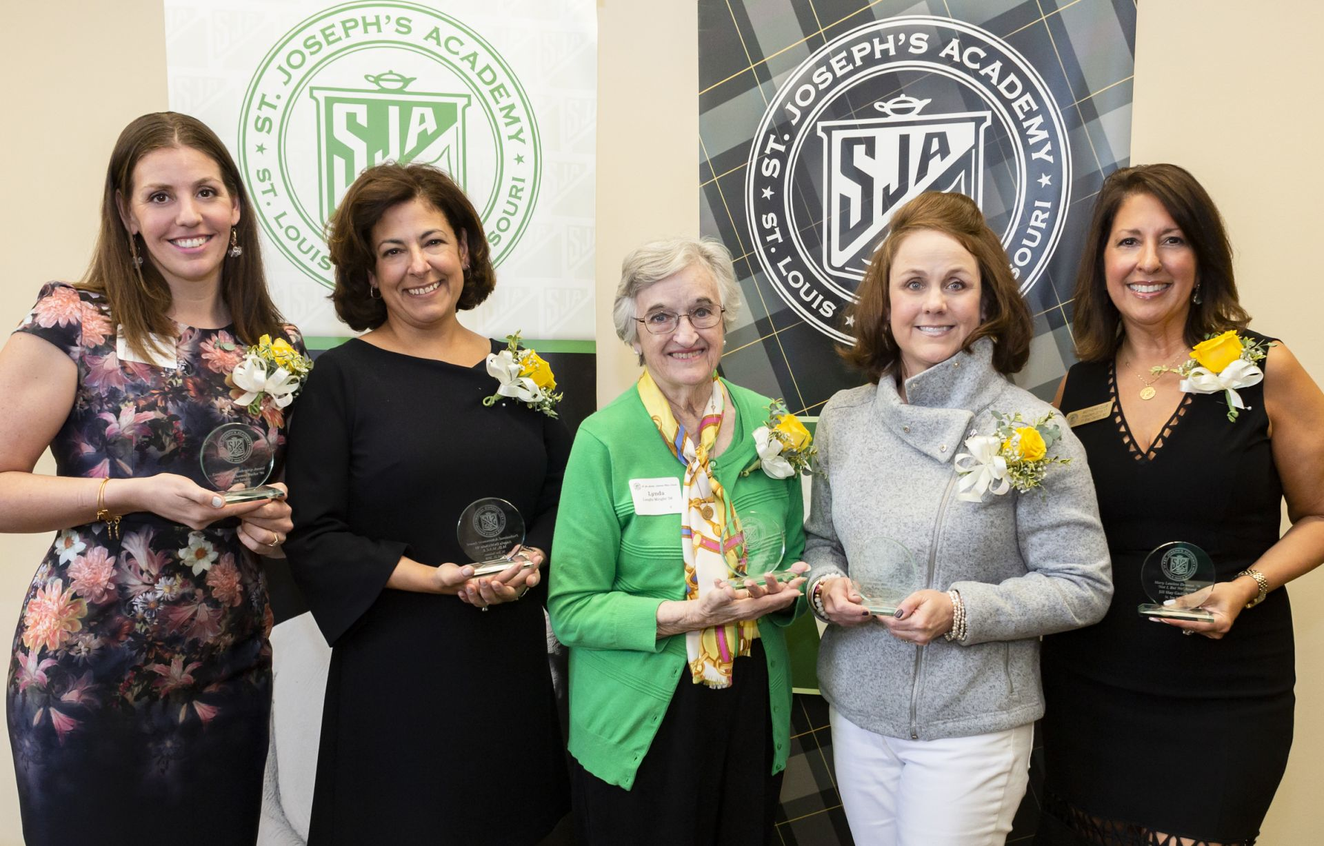2018 Alumnae Award Recipients