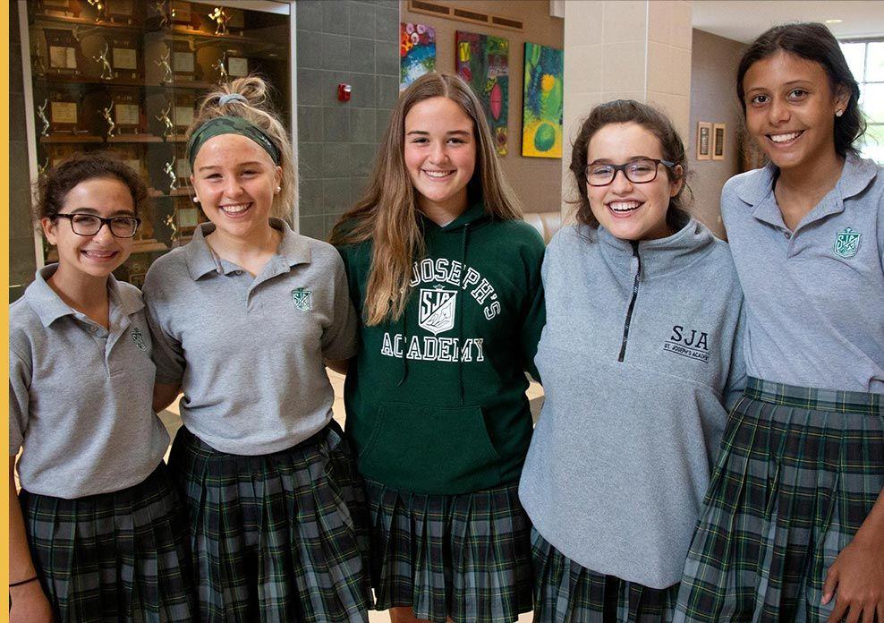St  Joseph's Academy   Visit SJA