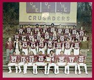 1984 State Championship Football Team