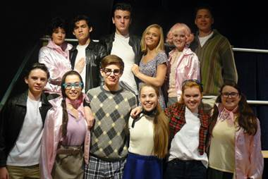 Grease (Spring 2016)