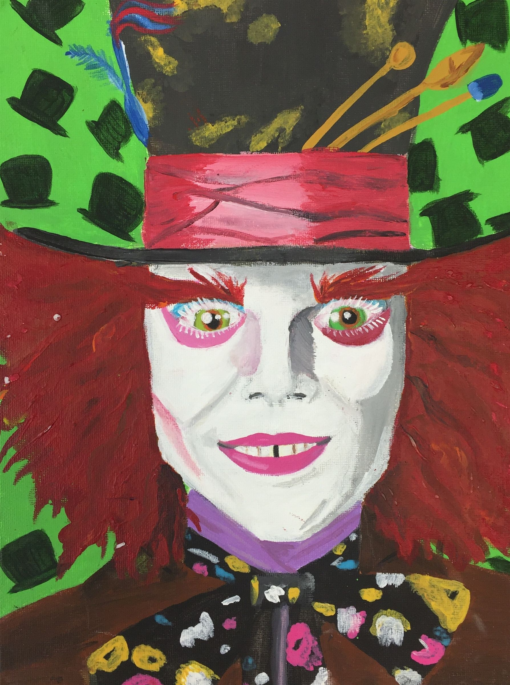 2 - The Mad Hatter