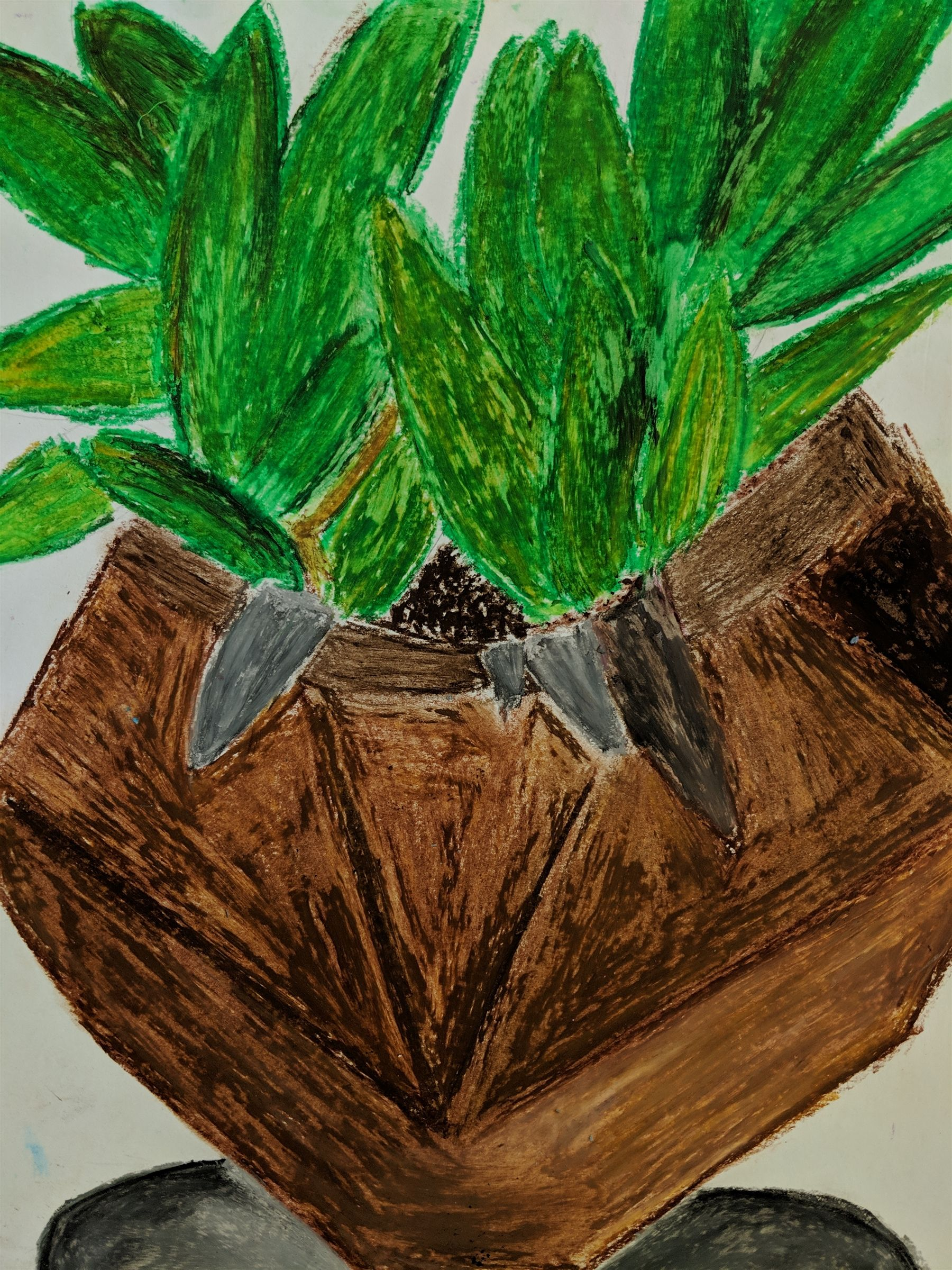 18 - Potted Plant