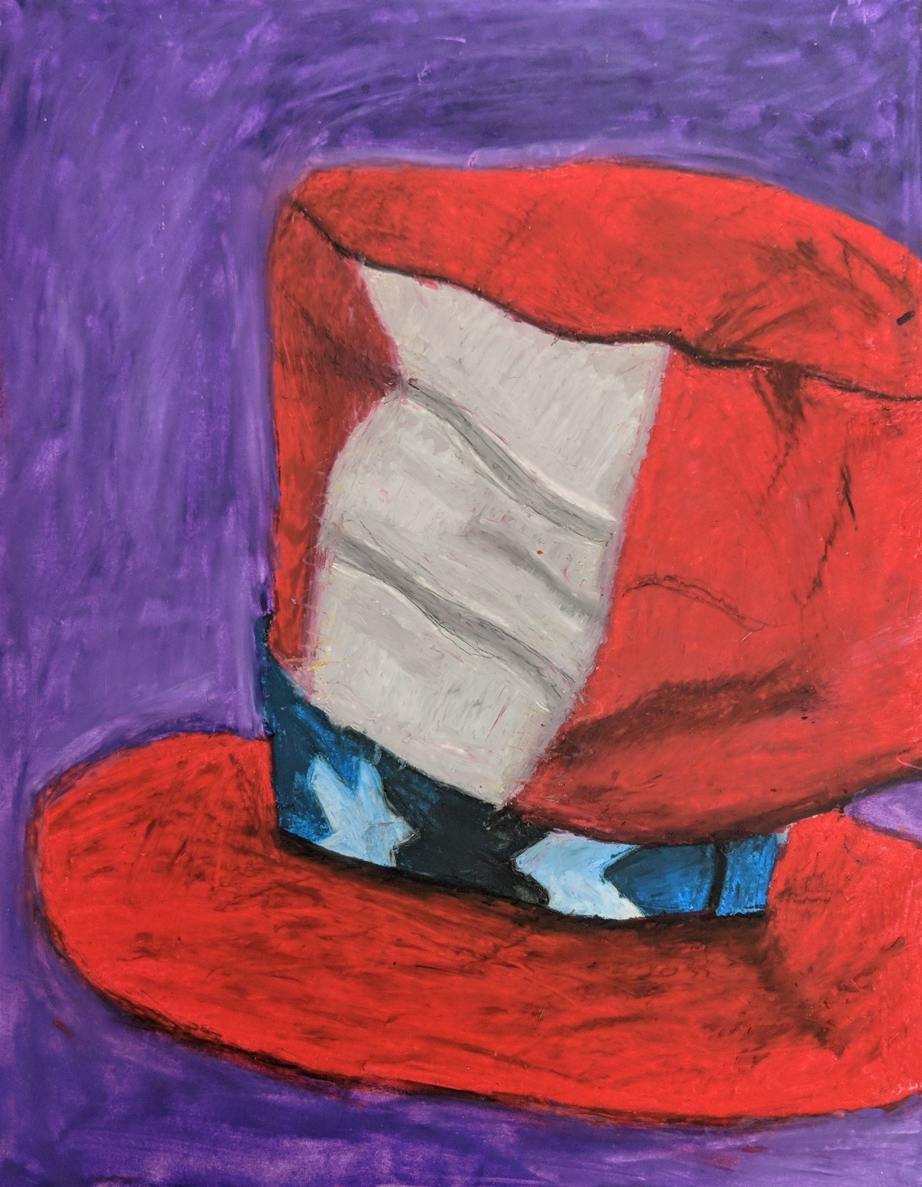 8 - The Red Hat