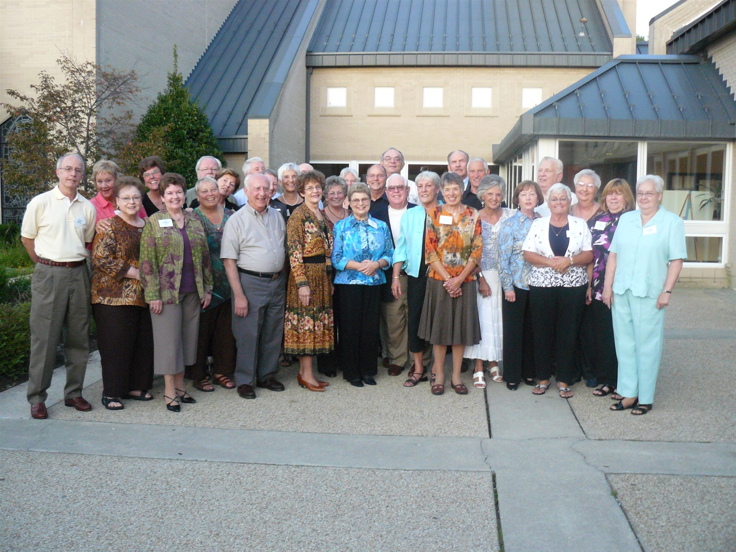 Class of 1957, 1958 and 1959 Reunion