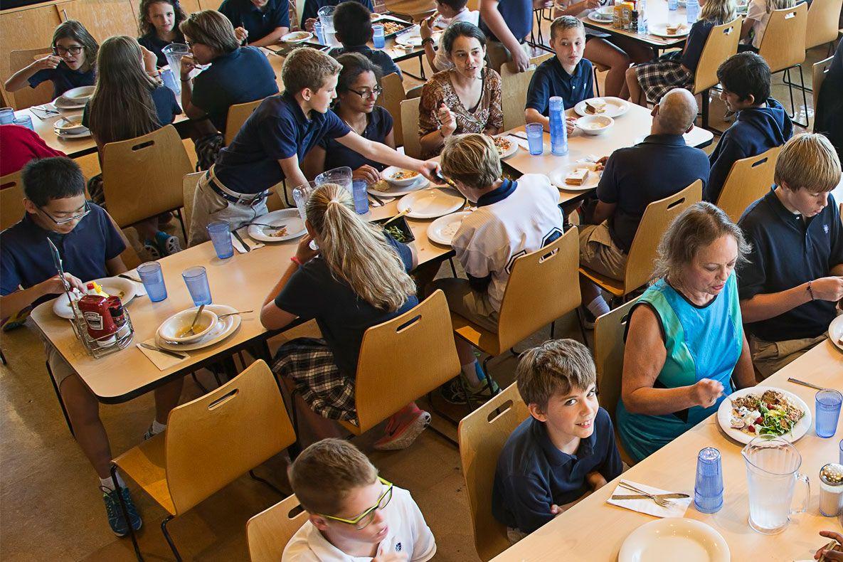 Dining Program   Casady School