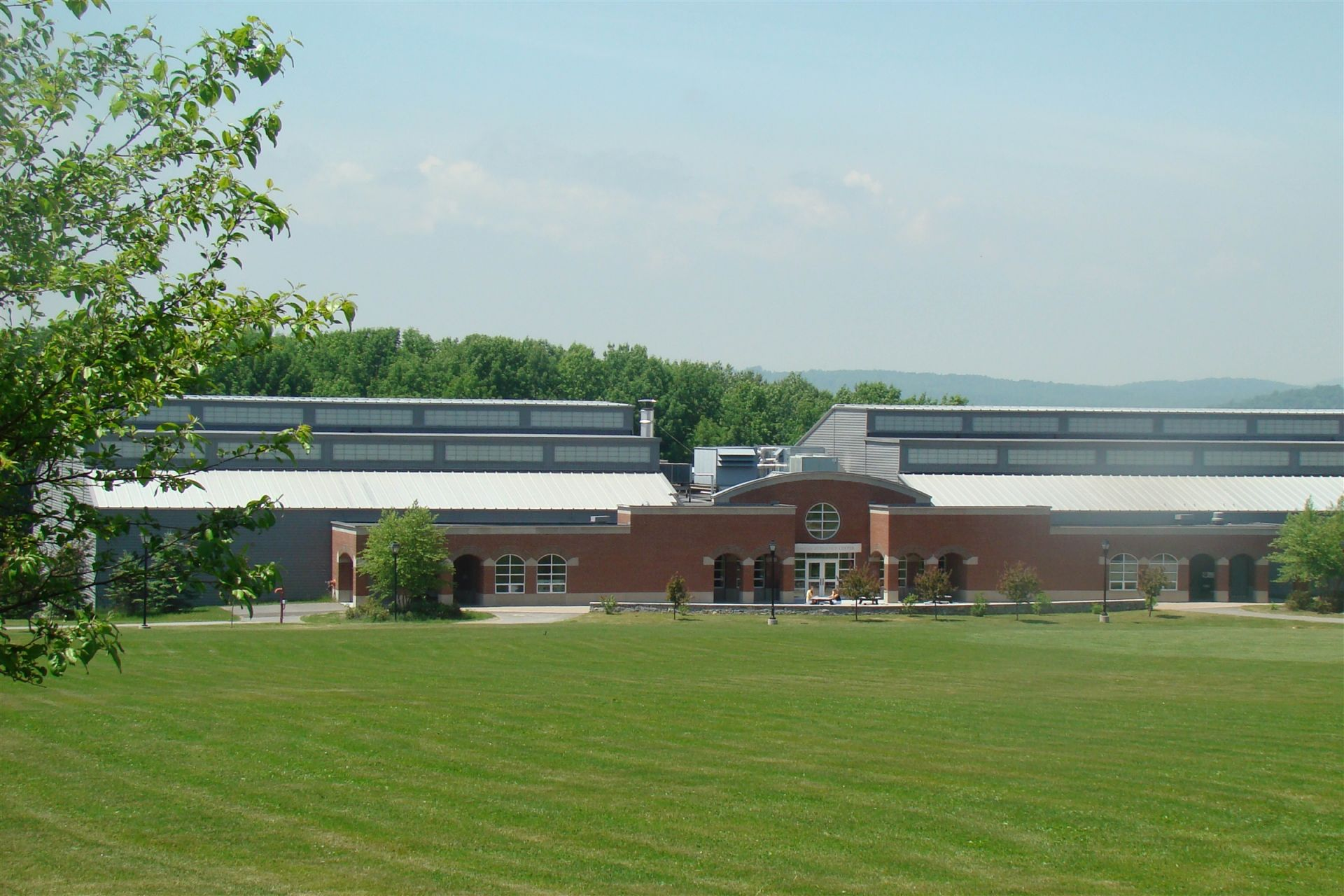 The Harold & Ted Alfond Athletics Center