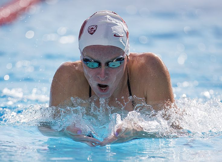 Women's Swimming at Stanford University