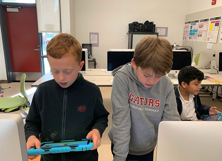 GR 3-4 After School Coding Class