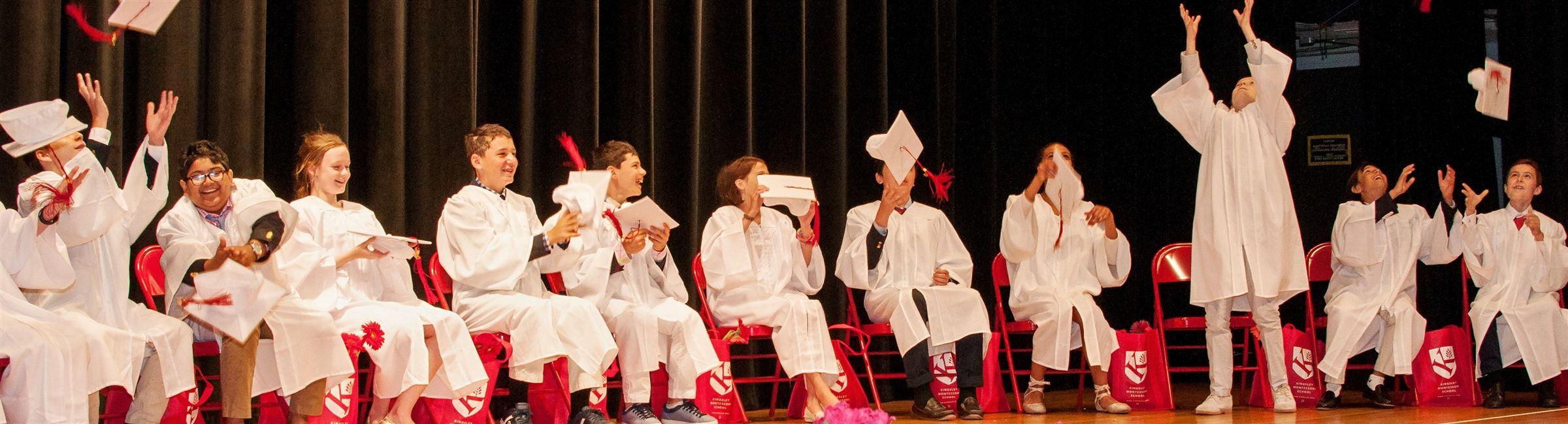 the kingsley graduate