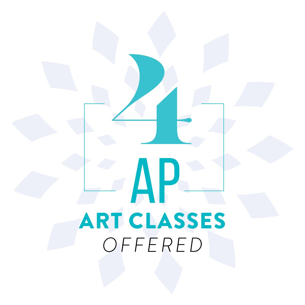 4 AP art classes offered