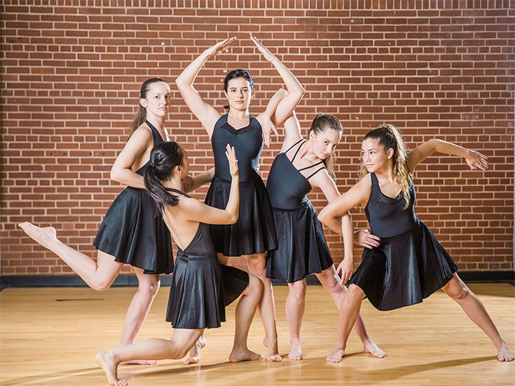1st High School Contemporary Dance Company in Tennessee
