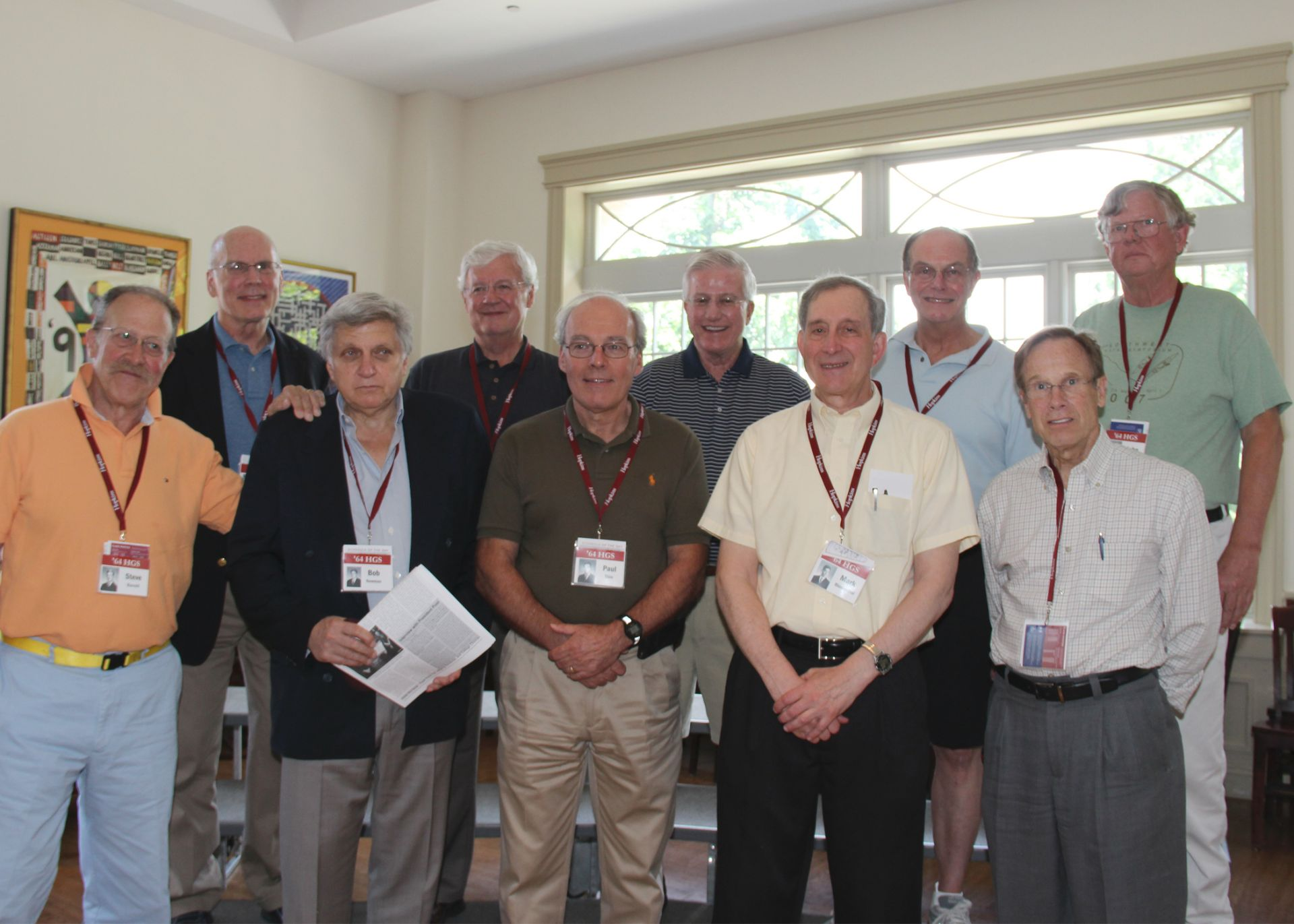 1964 HGS - 50th Reunion