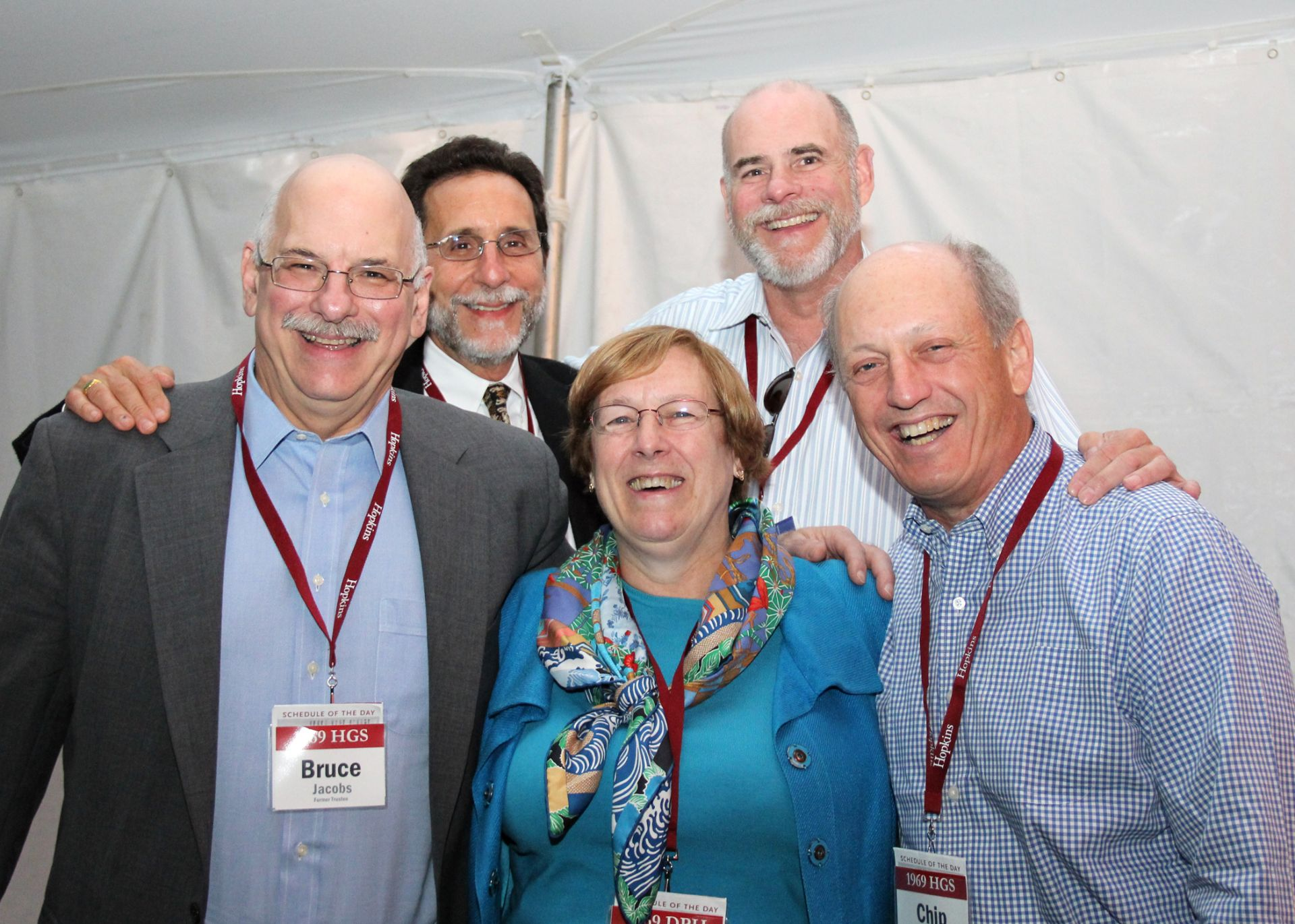 1969 HGS and DPH - 45th Reunion