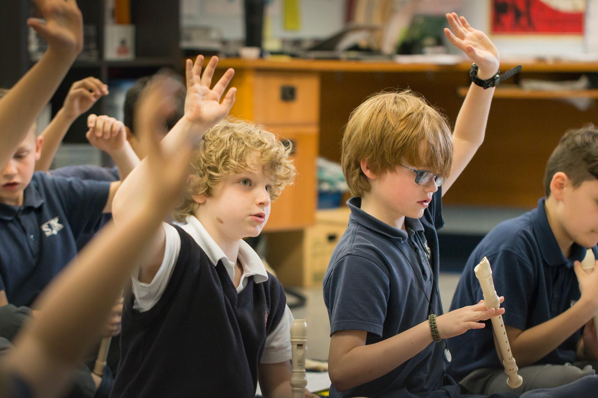 International Baccalaureate Primary Years Programme | SJK School