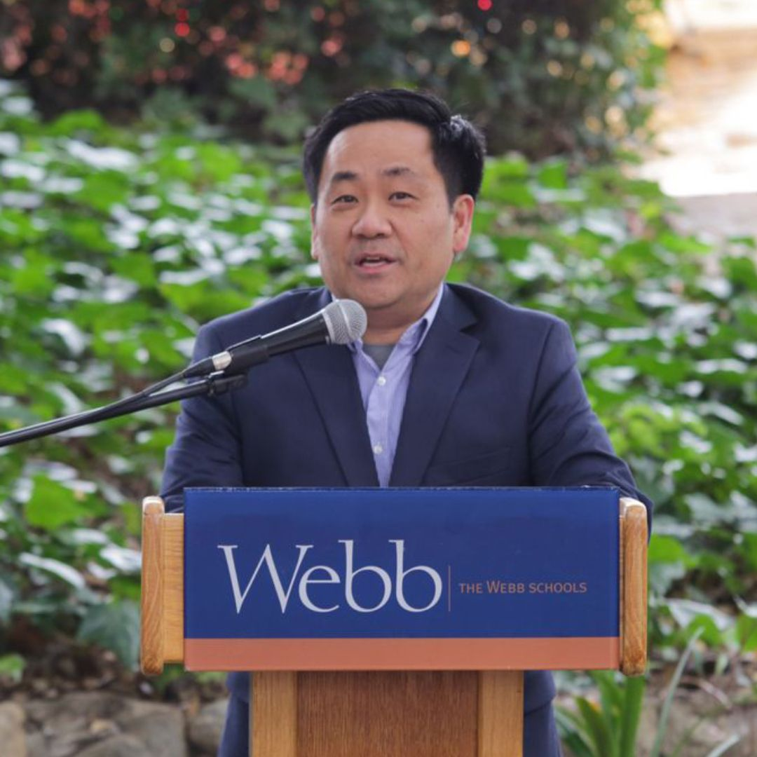 John Choi, DEI Coordinator, science faculty