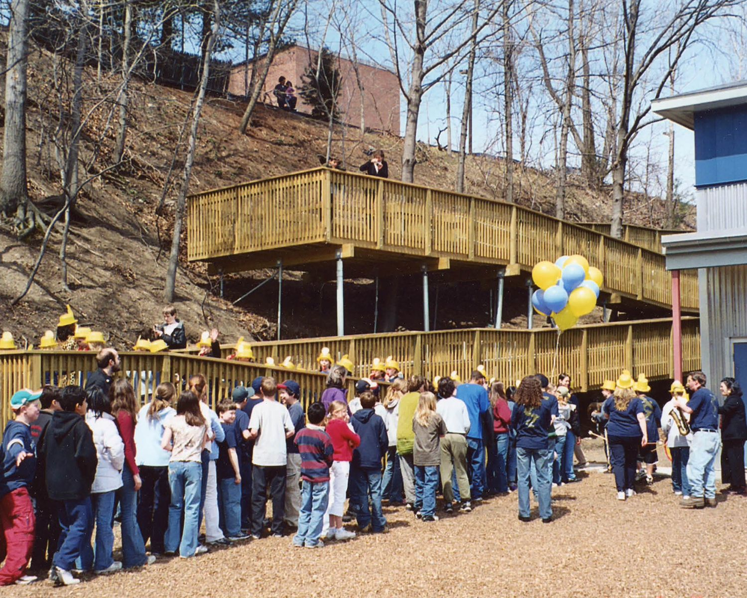 "2004: Inaugural Celebration of ""Path to the Park"""