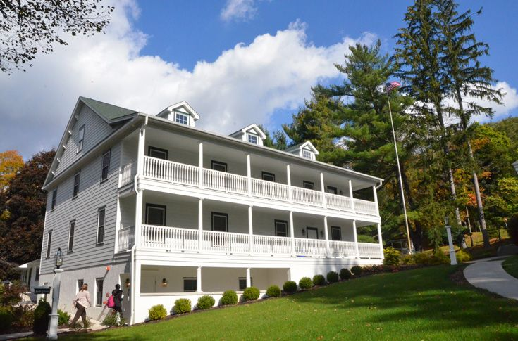 North Cottage is one of Grier's newest dormitory residences.
