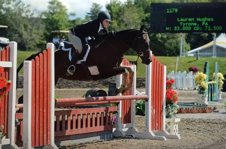 "Marshal and Sterling Equitation Finals at HITS Saugerties ""AA"""