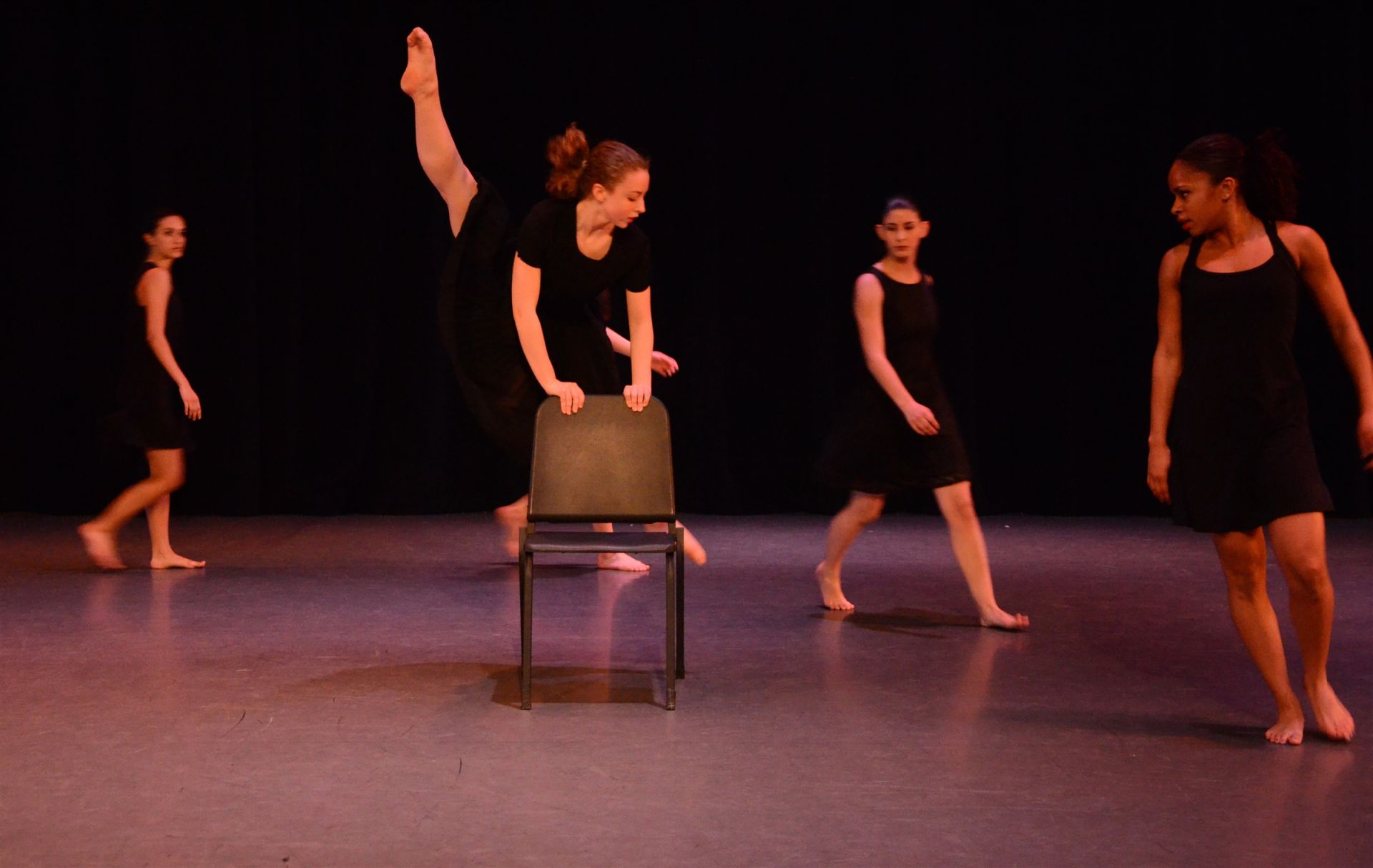 No matter the genre, a dancer in our pre-professional program will be well prepared for college and company auditions.