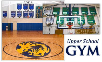 Upper School Gym