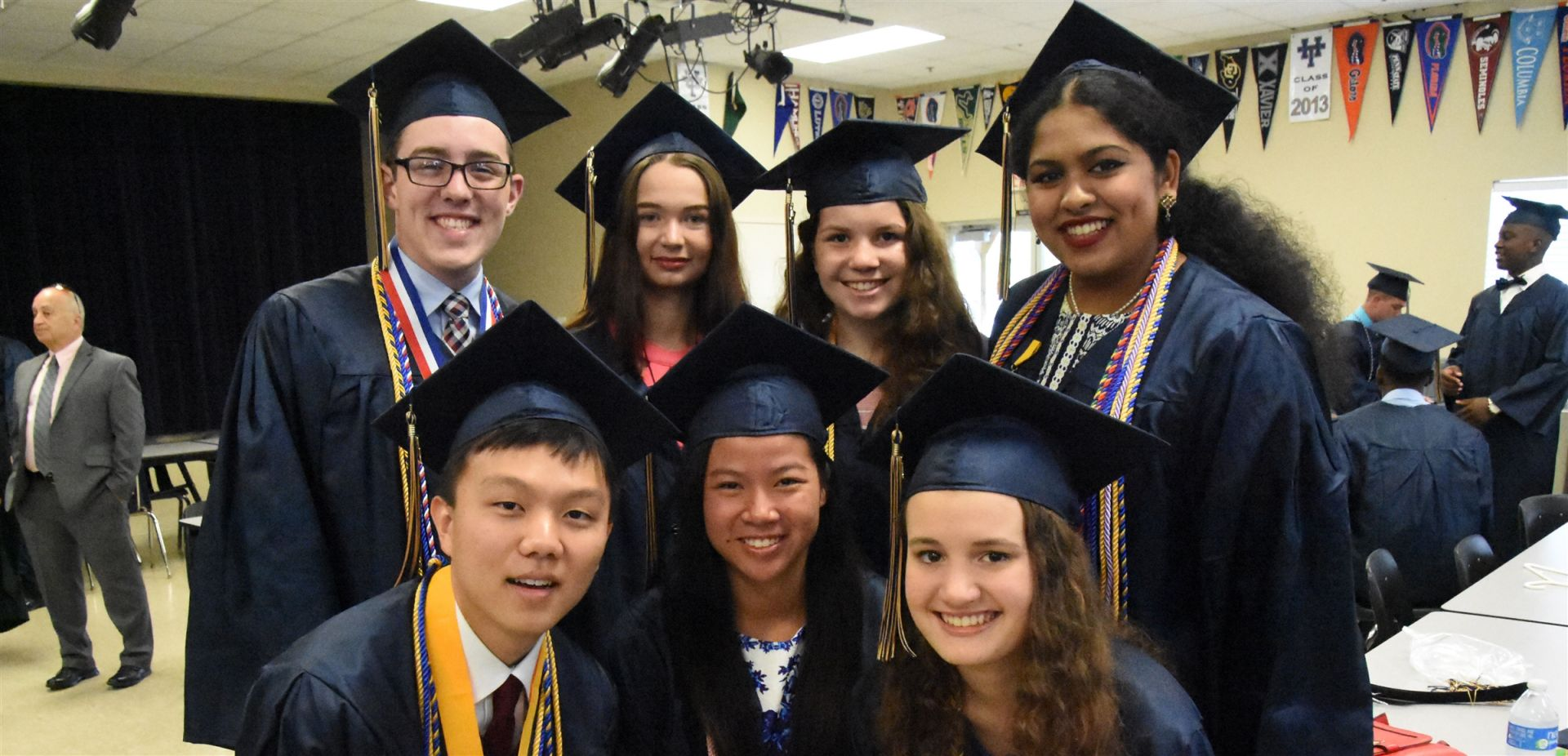 International Students at Holy Trinity Episcopal Academy