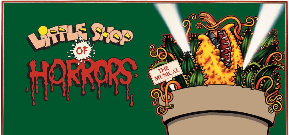 Little Shop of Horrors, Nov. 7-10