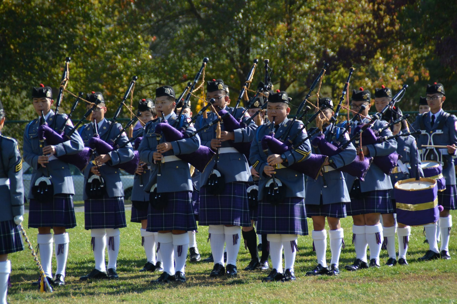 Massanutten Military Academy Pipes & Drums