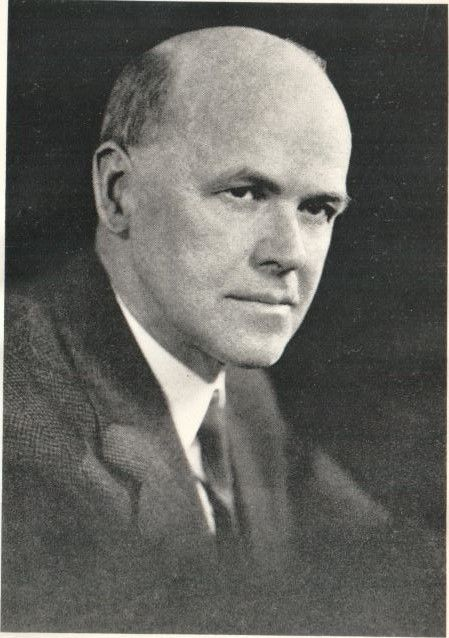 Howard Benchoff - Headmaster 1905-1955