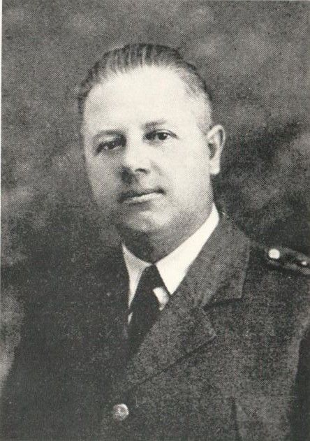 Capt. Fred Spiker - Faculty 1922-1936