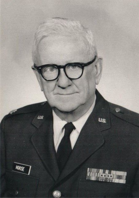 LTC Gordon E. Morse - Staff 1963