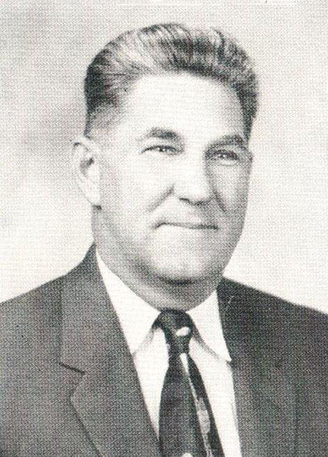 Virgil P. Gwin - Academy Chef 1927-1964