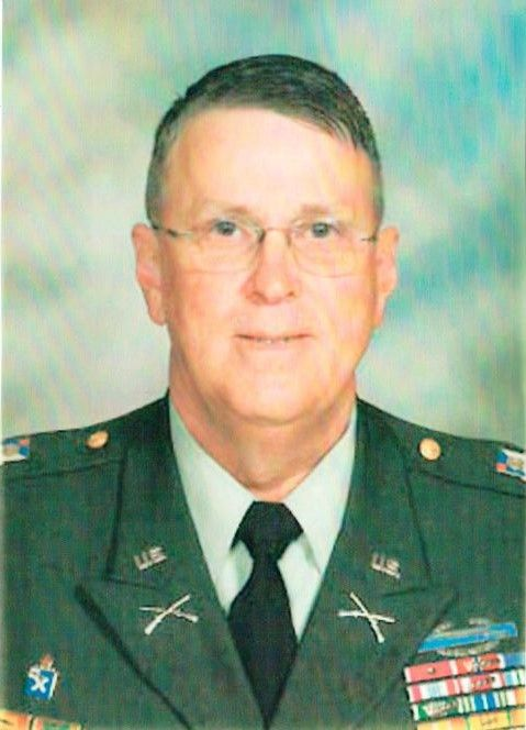 Col Roy F. Zinzer - MMA President 2001-2008
