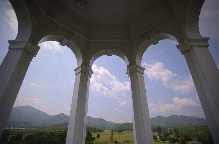 View from the Cupola