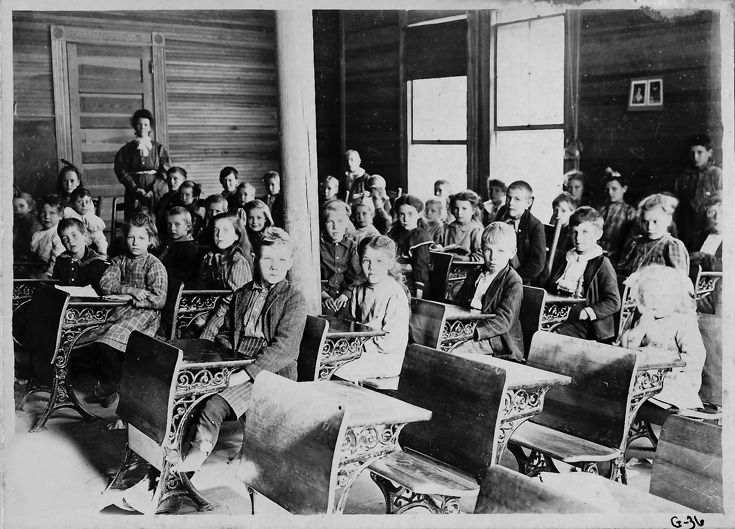 Early classroom