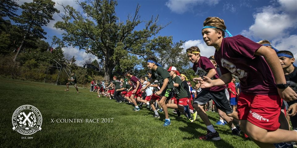 Thanksgiving Cross-Country Run 2017