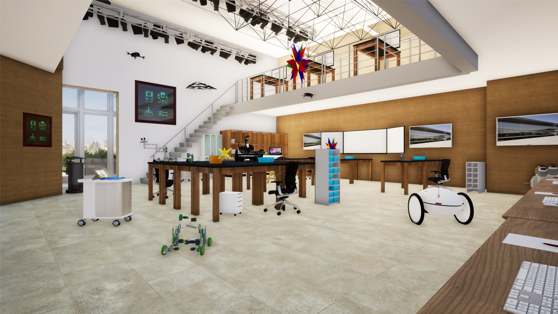 Maker Space - Ground Floor