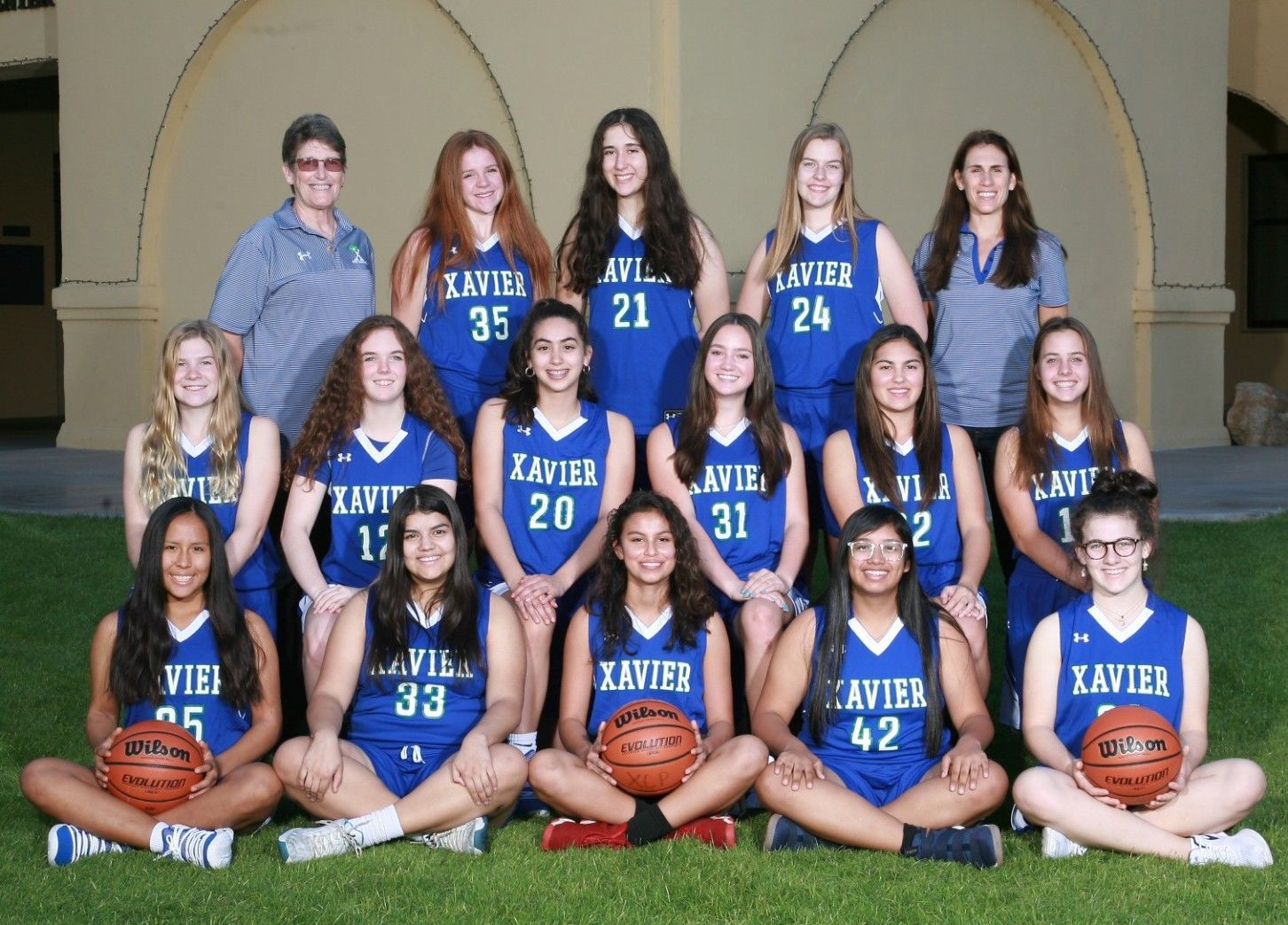 JV Basketball 2018-19 . . . . . Duke Photography