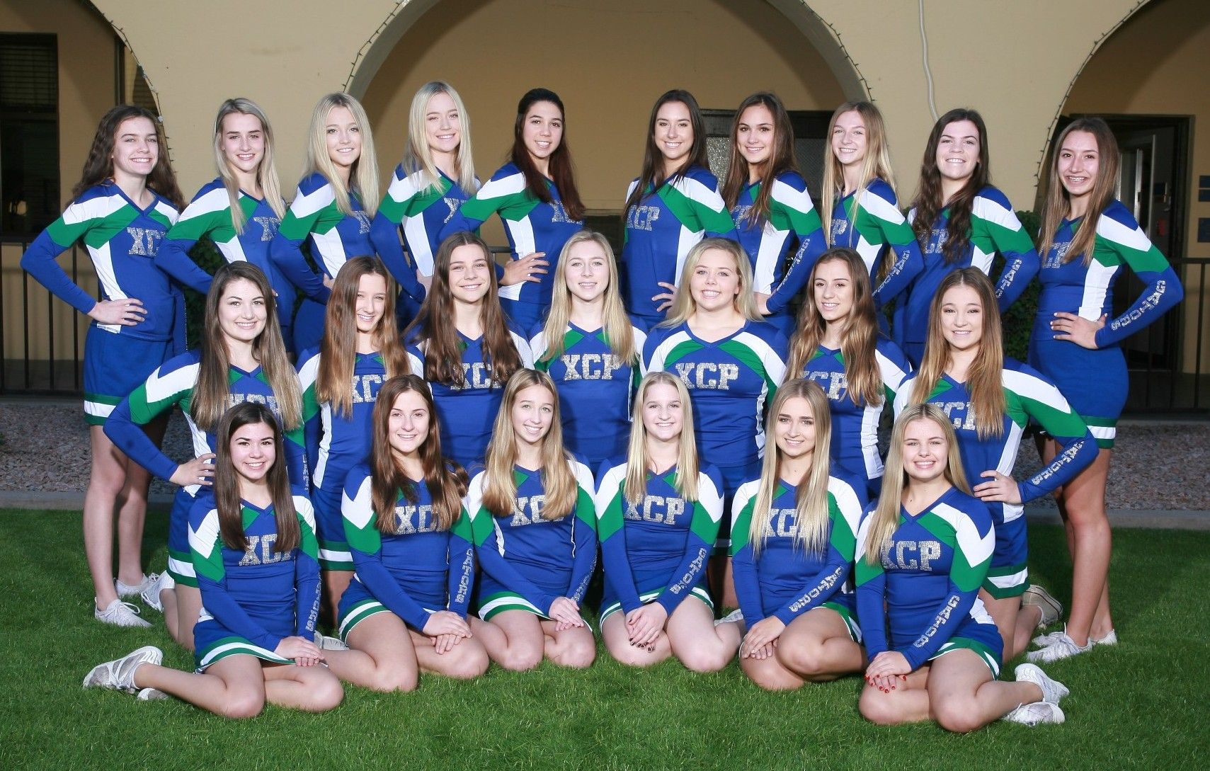 Varsity Cheer 2018-19 . . . . . Duke Photography