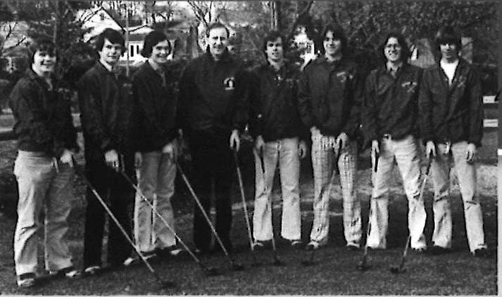 Bishop Ireton Golf Team