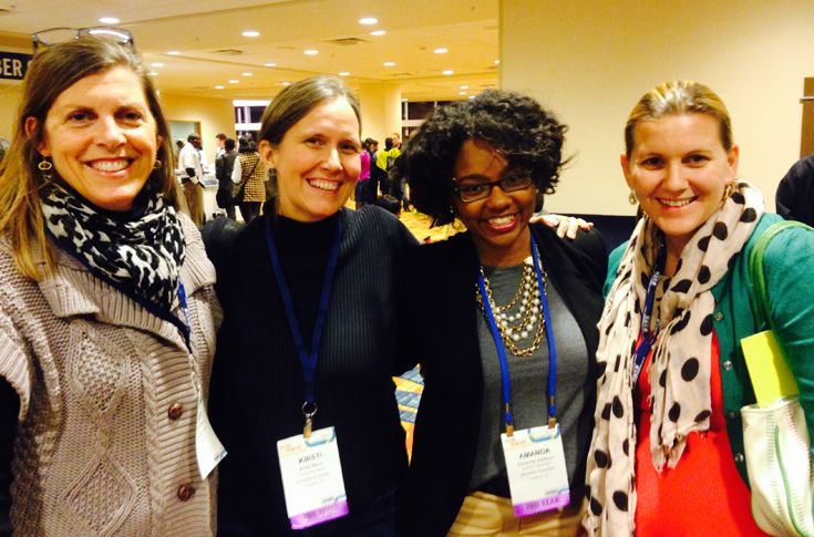 Faculty members participated in NAIS People of Color Conference last fall
