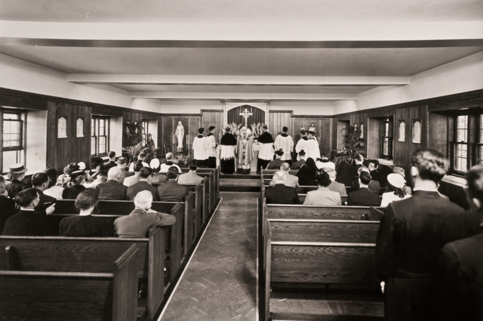 Chapel of the Holy Spirit 1946