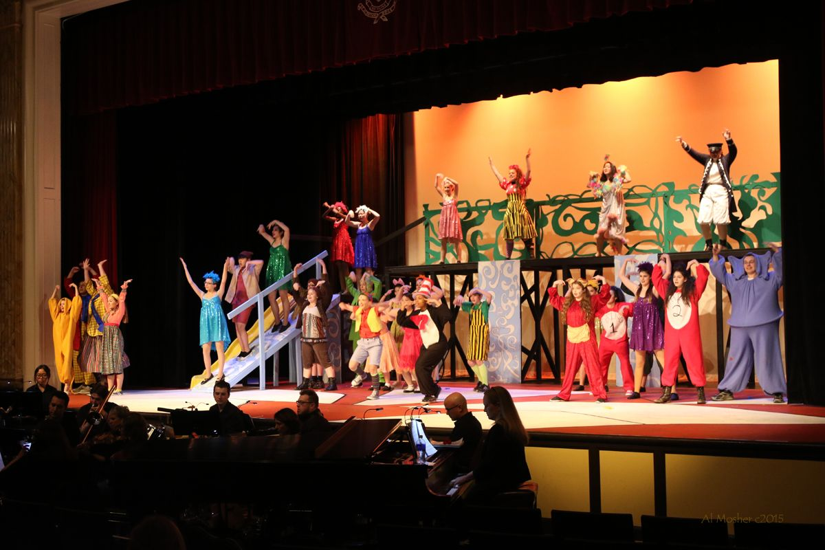 AQ Theatre - Seussical